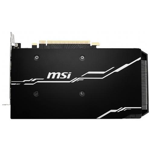 Видеокарта MSI GeForce RTX 2070 1410MHz PCI-E 3.0 8192MB 14000MHz 256 bit HDMI HDCP VENTUS
