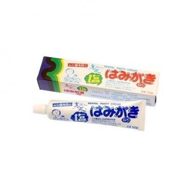 Зубная паста Fudo Kagaku Binotomo соль, мята