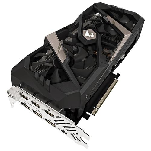 Видеокарта GIGABYTE GeForce RTX 2080 1890MHz PCI-E 3.0 8192MB 14140MHz 256 bit 3xHDMI HDCP AORUS XTREME