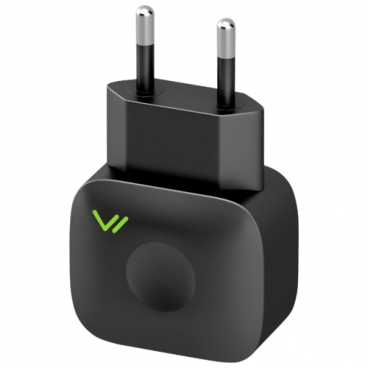 Сетевая зарядка VERTEX Slim Line (SLTC1000USBB)