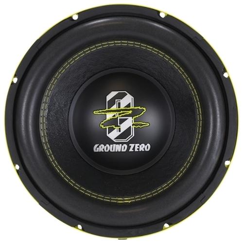 Автомобильный сабвуфер Ground Zero GZRW 10XSPL
