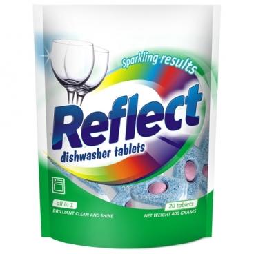 Reflect All in 1 таблетки для посудомоечной машины