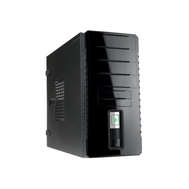 Компьютерный корпус IN WIN EC030U3 450W Black