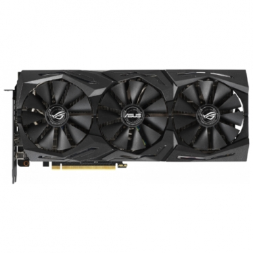 Видеокарта ASUS GeForce RTX 2070 1410MHz PCI-E 3.0 8192MB 14000MHz 256 bit 2xHDMI 2xDisplayPort HDCP Strix Advanced Gaming