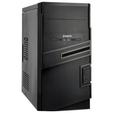 Компьютерный корпус ExeGate BA-112U 350W Black