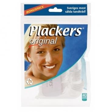 Plackers Original флоссер для ухода за полостью рта