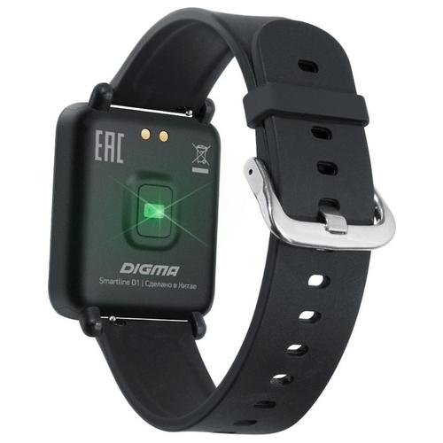 Часы Digma Smartline D1