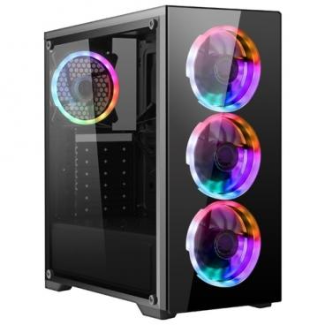 Компьютерный корпус Ginzzu S600 Black