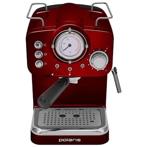 Кофеварка рожковая Polaris PCM 1531 Retro