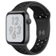 Часы Apple Watch Series 4 GPS 44mm Aluminum Case with Nike Sport Band
