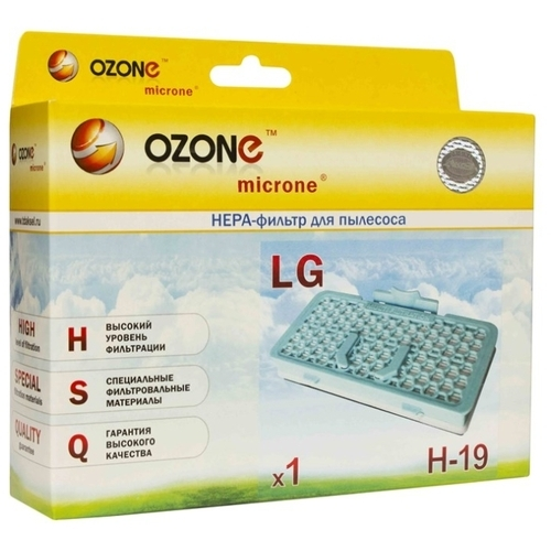 Ozone Фильтр HEPA H-19