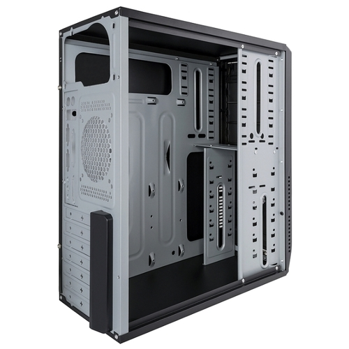 Компьютерный корпус ExeGate CP-501U 400W Black