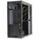 Компьютерный корпус Codegen SuperPower Qori 3203B w/o PSU Black