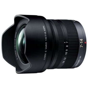 Объектив Panasonic 7-14mm f/4.0 Aspherical (H-F007014E)
