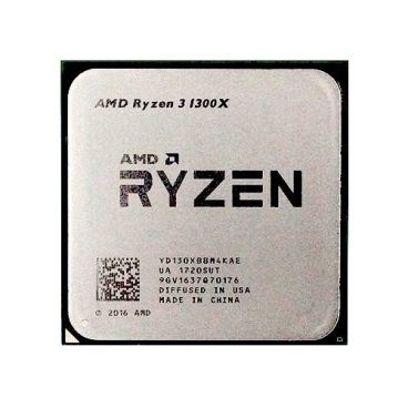 Процессор AMD Ryzen 3 Summit Ridge