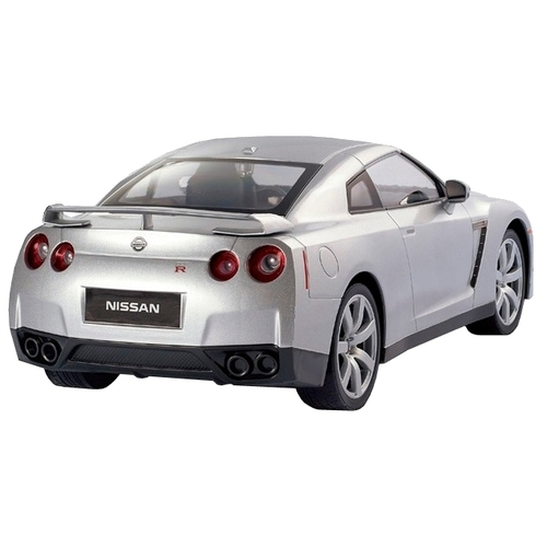 Легковой автомобиль MJX Nissan GTR R35 (MJX-8539) 1:14 34 см