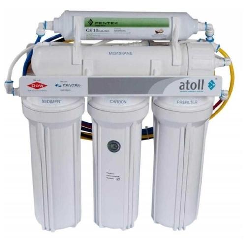 Фильтр под мойкой Atoll A-550m STD пятиступенчатый