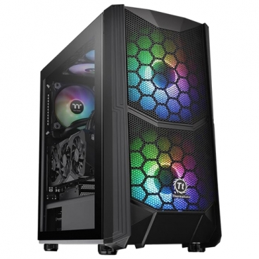 Компьютерный корпус Thermaltake Commander C35 TG ARGB CA-1N6-00M1WN-00 Black