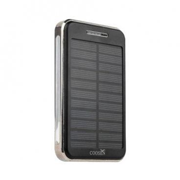 Аккумулятор Coosen Power Bank 20000 mAh Solar