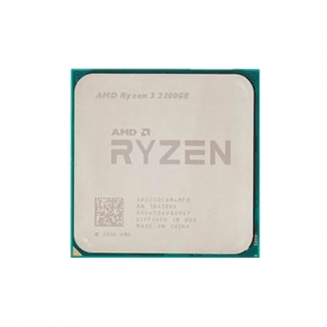 Процессор AMD Ryzen 3 Raven Ridge