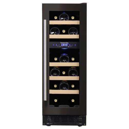 Встраиваемый винный шкаф Dunavox DAU-17.57DB