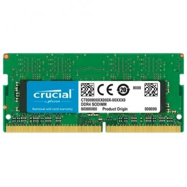 Оперативная память 4 ГБ 1 шт. Crucial CT4G4SFS6266