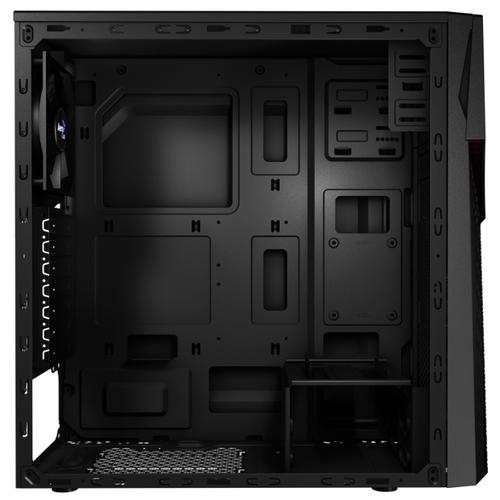Компьютерный корпус AeroCool CyberX Black
