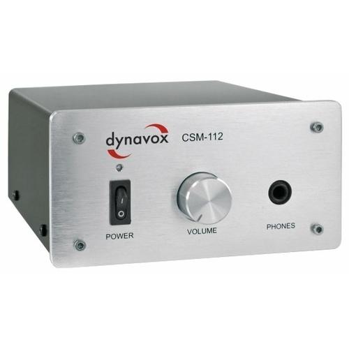 Усилитель для наушников Dynavox CSM-112