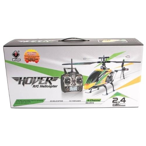 Вертолет WL Toys V912