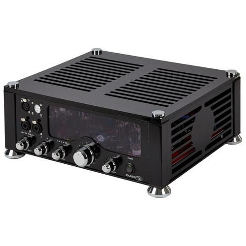 Интегральный усилитель AudioValve Solaris