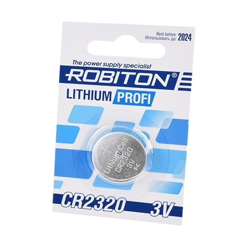 Батарейка ROBITON Lithium Profi CR2320