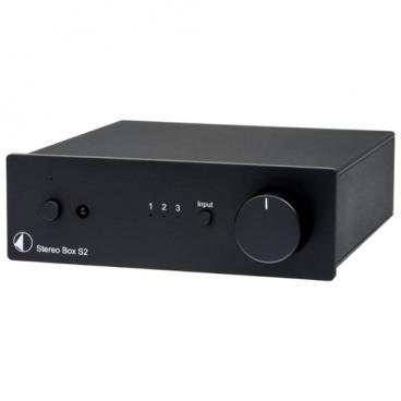 Интегральный усилитель Pro-Ject Stereo Box S2