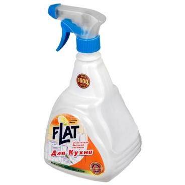 Очиститель бытовой техники для кухни с ароматом апельсина FLAT