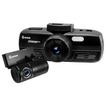 Видеорегистратор DOD LS500W lite, 2 камеры