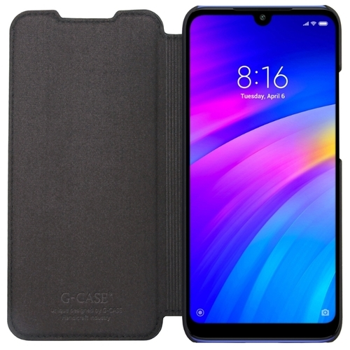 Чехол G-Case Slim Premium для Xiaomi Redmi 7 (книжка)