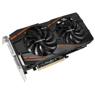 Видеокарта GIGABYTE Radeon RX 590 1545MHz PCI-E 3.0 8192MB 8000MHz 256 bit DVI HDMI HDCP GAMING