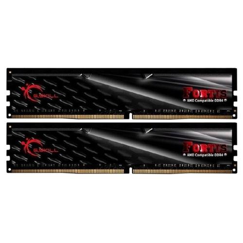 Оперативная память 8 ГБ 2 шт. G.SKILL F4-2400C16D-16GFT