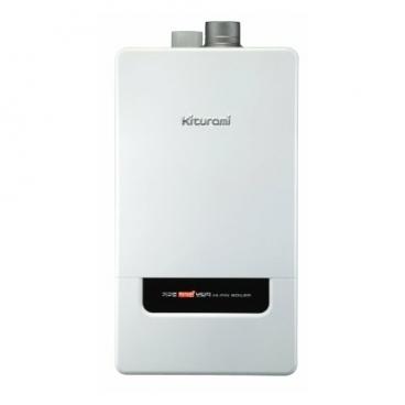 Газовый котел Kiturami Hi Fin 13 15.2 кВт двухконтурный