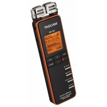 Портативный рекордер Tascam DR-08