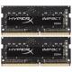 Оперативная память 4 ГБ 2 шт. HyperX HX424S14IBK2/8