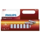 Батарейка Philips Power Alkaline AA