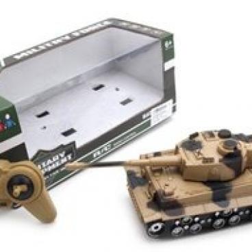 Танк Наша игрушка 368-15