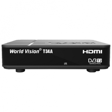 TV-тюнер World Vision T34A