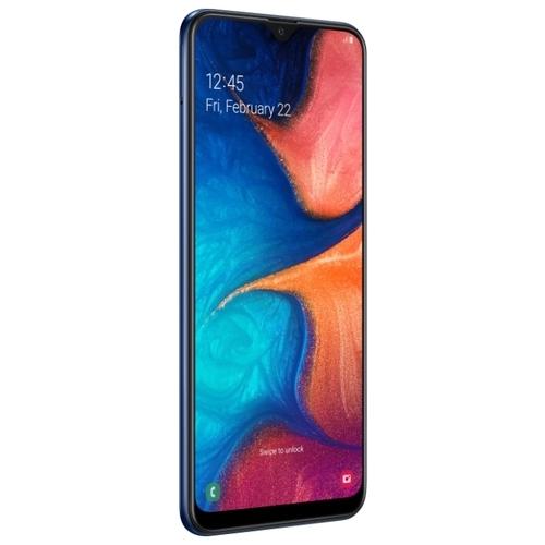 Смартфон Samsung Galaxy A20