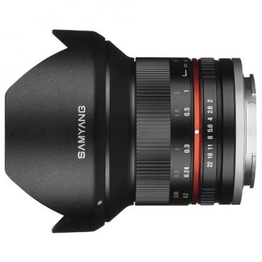 Объектив Samyang 12mm f/2.0 NCS CS Sony E