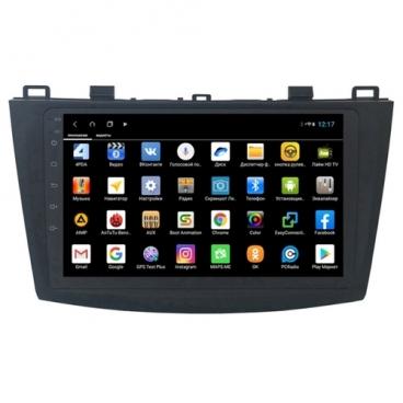 Автомагнитола Parafar Mazda 3 2009-2012 Android 8.1.0 (PF034XHD)