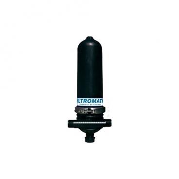 Фильтр механической очистки Filtromatic D2S-R Super 25 мкм муфтовый (НР/НР), ПВХ