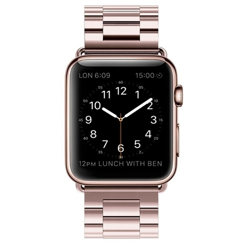 Mokka Ремешок Metal Classic для Apple Watch 42/44mm