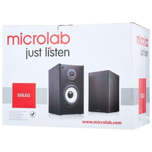 Компьютерная акустика Microlab Solo-2 mk3