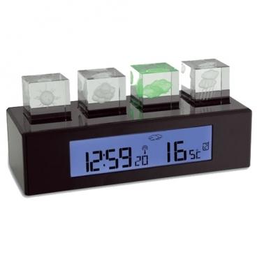 Метеостанция TFA 35.1110 Crystal Cube